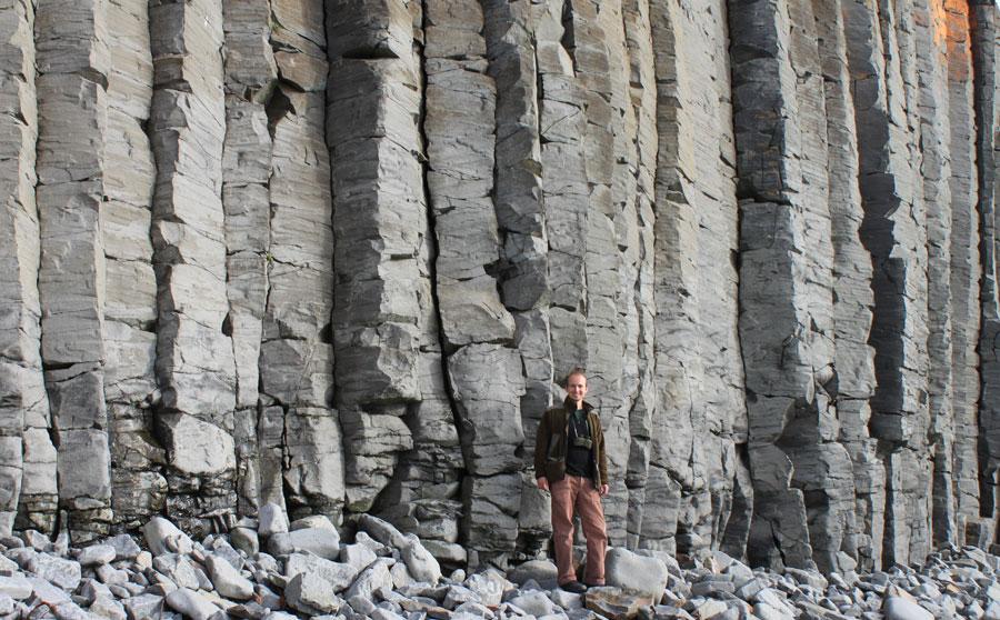 basalt-at-kalfshamasvik