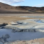 Hverir thermal pools
