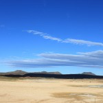 Cloud shadow near Myvatn