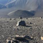 Hverfjall crater or the moon?