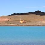 Geo-thermal power plant
